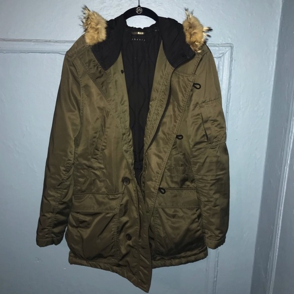 Theory Other - Theory Baxter Coat